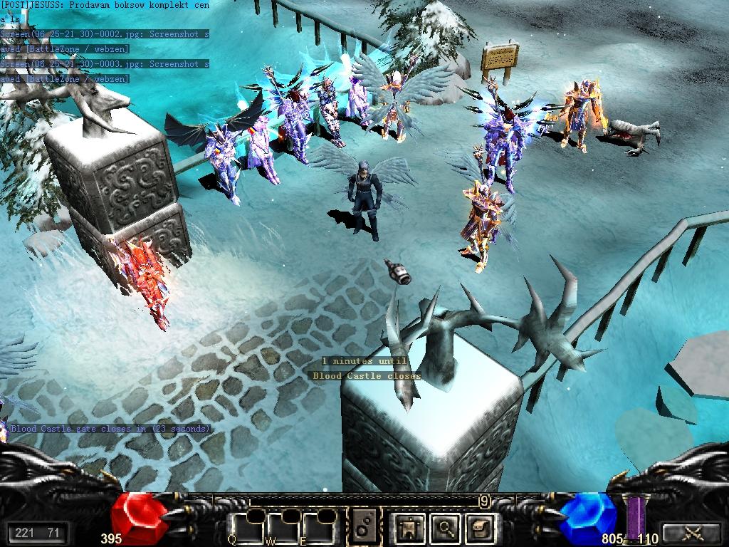 [AD] Mu BattleZone Hard 97d+99i | Exp 60x | Max Resets 10 1